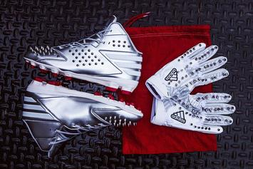 "Check Out These Spiked Adidas ""Freak Cleats"" Von Miller Debuted Yesterday"