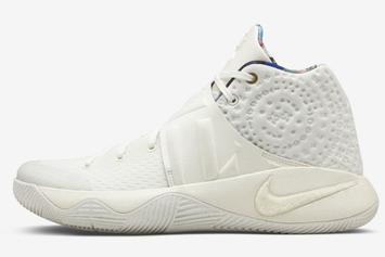 """Is This Really The """"What The"""" Nike Kyrie 2?"""
