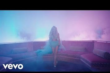 "Britney Spears Feat. Tinashe ""Slumber Party"" Video"