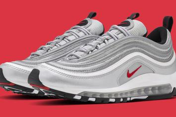 """Silver Bullet"" Nike Air Max 97 Releasing Once Again"