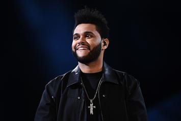 "The Weeknd's ""Starboy"" Scores Top Spot On Billboard 200"