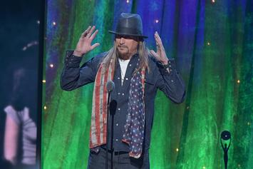 Kid Rock Unveils Deplorable Trump Merchandise