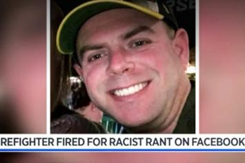 Michigan Firefighter Fired After Racist Rant On Facebook