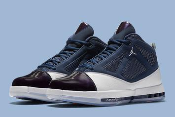 """""""Midnight Navy"""" Air Jordan 16 Official Images Unveiled"""