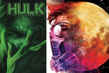 Marvel Drops Four More Hip Hop Variant Covers Starring The Game, Kid Cudi And More