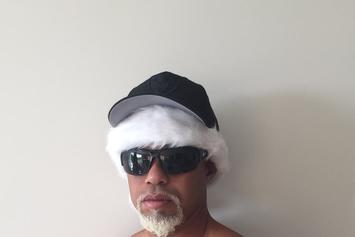 "Twitter Reacts To Tiger Woods' ""Mac Daddy Santa"" Photo"
