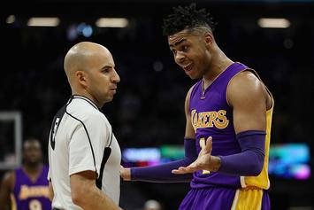 NBA Players To Get Hotline to Grumble About Refs