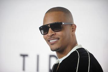 T.I. Sued For Jewelry Stolen From His Mansion