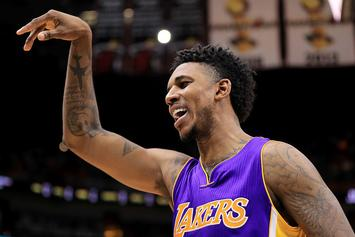 """Nick Young Credits Hot Shooting Streak To """"The Draco Soulja Effect"""""""