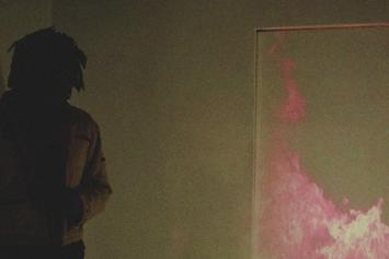 "Lucki ""Leave With You"" Video (Prod. By Clams Casino & Plu2o Nash)"