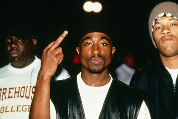 Tupac's Super Explicit Love Letter Expected To Sell For At least $25,000
