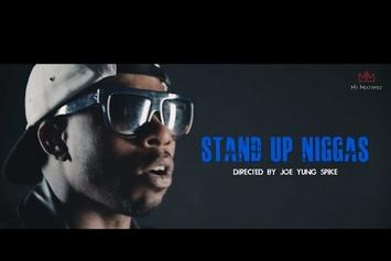 "Duke Feat. Young Thug ""Stand Up Niggas"" Video"