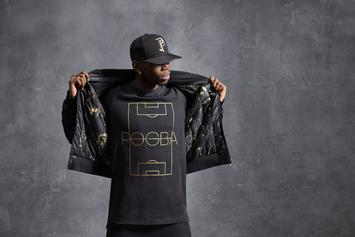 Adidas And Paul Pogba Launch First Adidas Soccer x Paul Pogba Collection