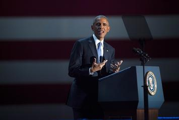 """President Obama Tells Americans Not To """"Underestimate"""" Donald Trump"""