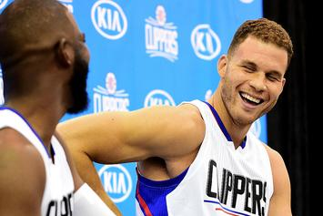 "Blake Griffin Reportedly Working On A ""White Men Can't Jump"" Remake"