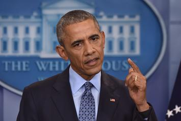 """Obama Says """"We're Going To Be OK"""" During Final Press Conference"""