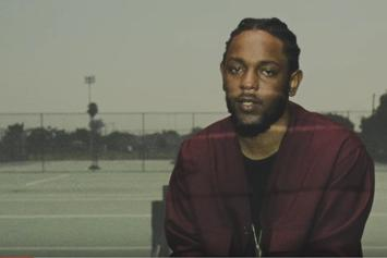 "Kendrick Lamar ""Holds Court"" With Reebok Classic In New Four-Part Video Series"