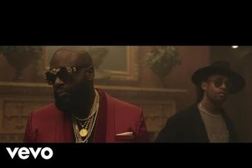 """Rick Ross Feat. Ty Dolla $ign """"I Think She Like Me"""" Video"""
