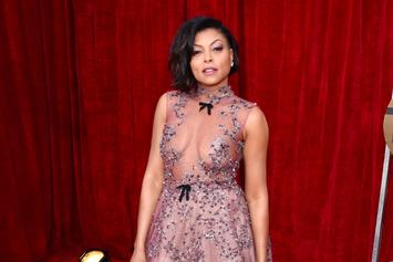 Taraji P. Henson Calls For Unity With Inspirational SAG Awards Speech