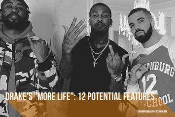 """Drake's """"More Life"""": 12 Potential Features"""