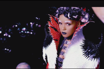 "Janelle Monae ""Venus Fly"" Video"