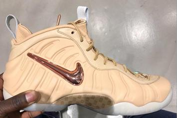 """Vachetta Tan"" Foamposites To Release For NBA All-Star Weekend"
