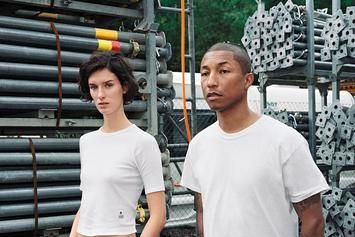Pharrell Goes Wild With Patterns For His First G-Star Collection