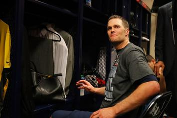 Tom Brady's Game-Worn Jersey Reportedly Stolen From Patriots Locker Room