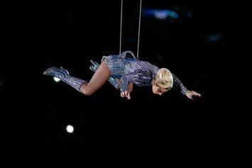 Lady Gaga's Super Bowl Halftime Stadium Leap Was An Illusion