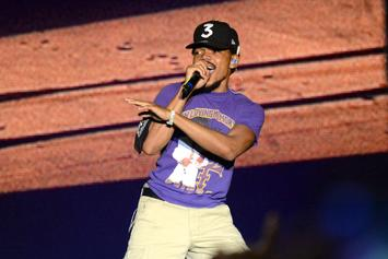 Chance The Rapper Is Premiering A New Music Video On Facebook Live