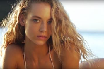 """Get A NSFW Behind-The-Scenes Preview Of This Year's """"Sports Illustrated Swimsuit Issue"""""""