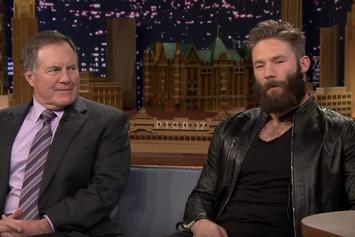Watch Bill Belichick and Julian Edelman On Tonight Show With Jimmy Fallon