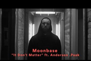 """Moonbase Feat. Anderson .Paak """"It Don't Matter"""" Video"""