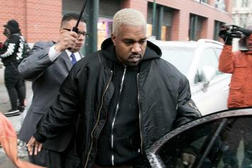 Twitter Memes Kanye West's Blond New York Fashion Week Look