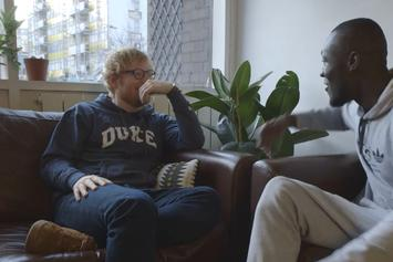 "Ed Sheeran & Stormzy Are One Of Music's Great Bromances In Latest ""Back & Forth"""