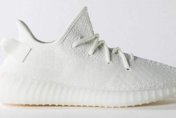 """""""Triple White"""" Adidas Yeezy Boost 350 V2 Reportedly Releasing This Spring"""