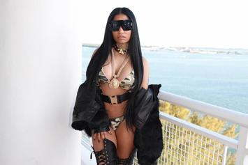 "Nicki Minaj Clowns Remy Ma's Sales In Response To ""ShETHER"" Diss"