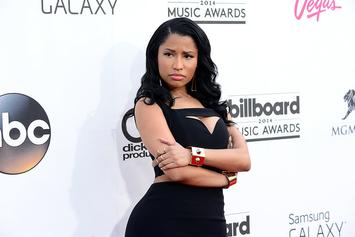 Nicki Minaj Shares Sexy New Photo Shoot Pics