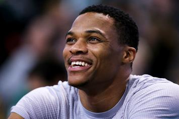 Russell Westbrook Announces He's Going To Be A Father