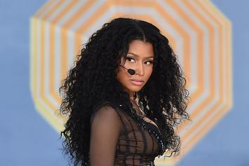 "Nicki Minaj Didn't Tell Jason Derulo About Dissing Remy Ma On ""Swalla"""