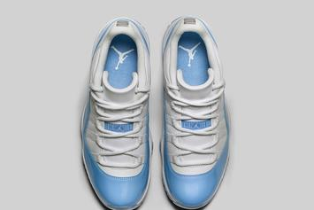 """UNC"" Air Jordan 11 Low To Release Next Month"