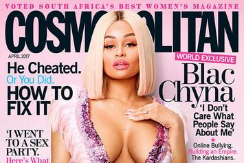 Blac Chyna Covers April Issue Of Cosmopolitan South Africa