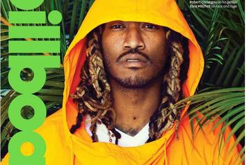 "Future Says Ciara Was Trying To Turn Him Into A ""Cornball"""