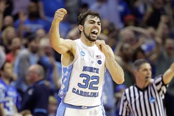 UNC Advances To Final Four With Game-Winning Shot