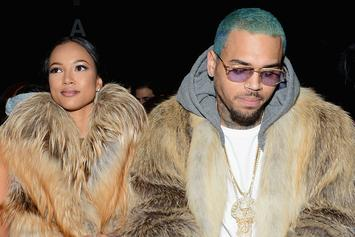 Chris Brown Still Dodging Karrueche Tran's Restraining Order Papers