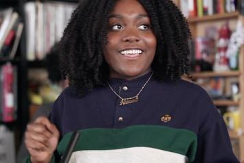 "Watch Noname's NPR ""Tiny Desk"" Concert"
