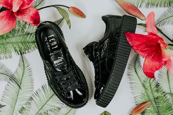 "Rihanna x PUMA Creeper ""Patent Leather"" Reportedly Drops This Week"