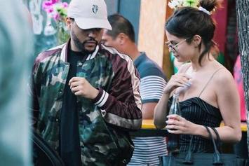 The Weeknd & Selena Gomez Enjoy Date Night