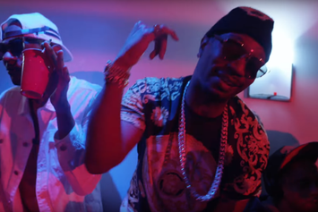 "Tuki Carter Feat. Juicy J ""Jerry Maguire"" Video"