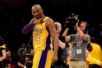 "Kobe Bryant Partners With Nike For Youth Basketball ""Mamba League"" In LA"